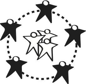 Social-Network-Webbing